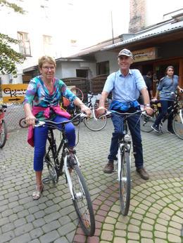 We kregen super goede fietsen. , C.J. d - September 2014