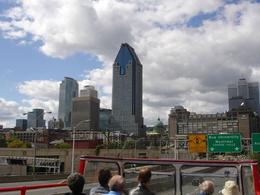 Heading to downtown Montreal., Curran W - September 2007