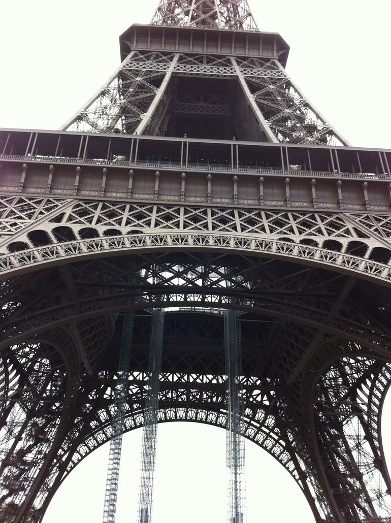 Eiffel - Sept 2012 - Paris