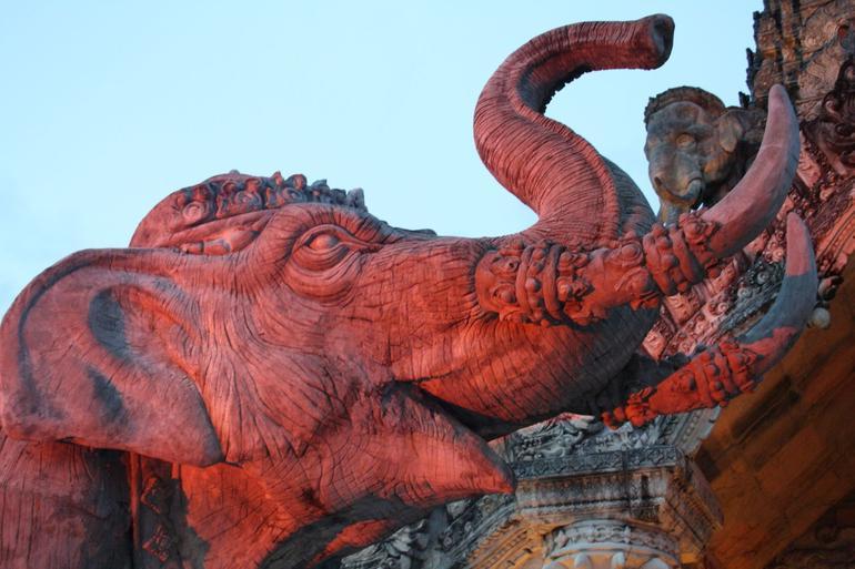 Elephant deco - Phuket