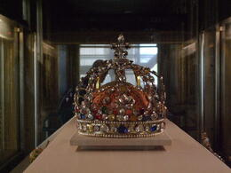 Napolean's coronation crown , Suzanne - September 2011