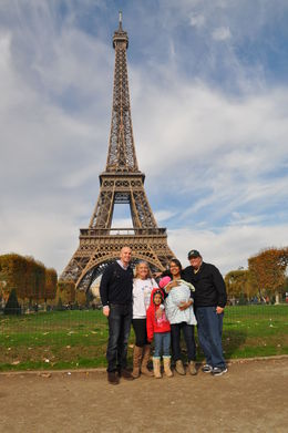 Touring Tour Eiffel.....wooo hooo!!! , Lawrence C - November 2015
