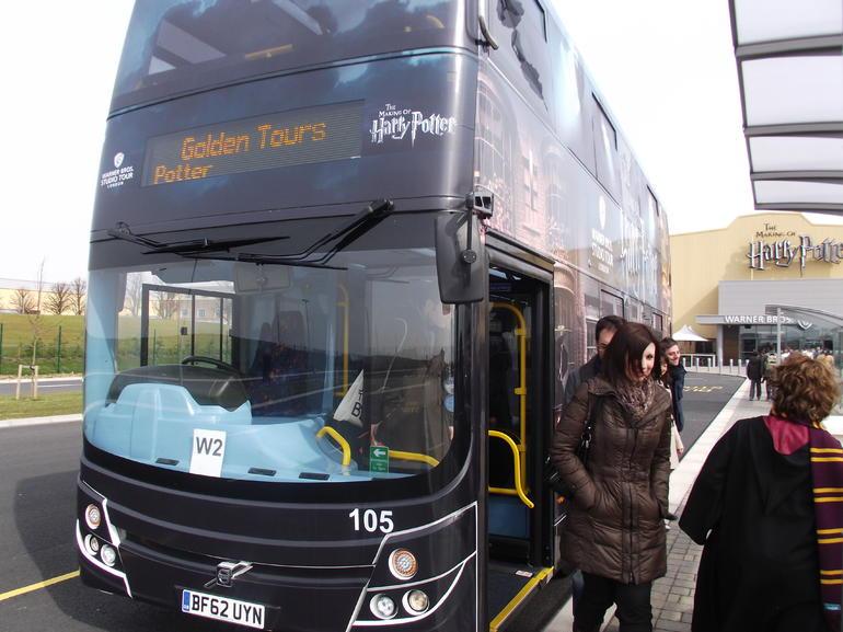Harry bus - London