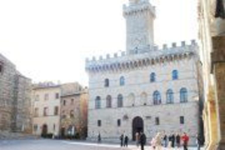 Montepulciano - Rome
