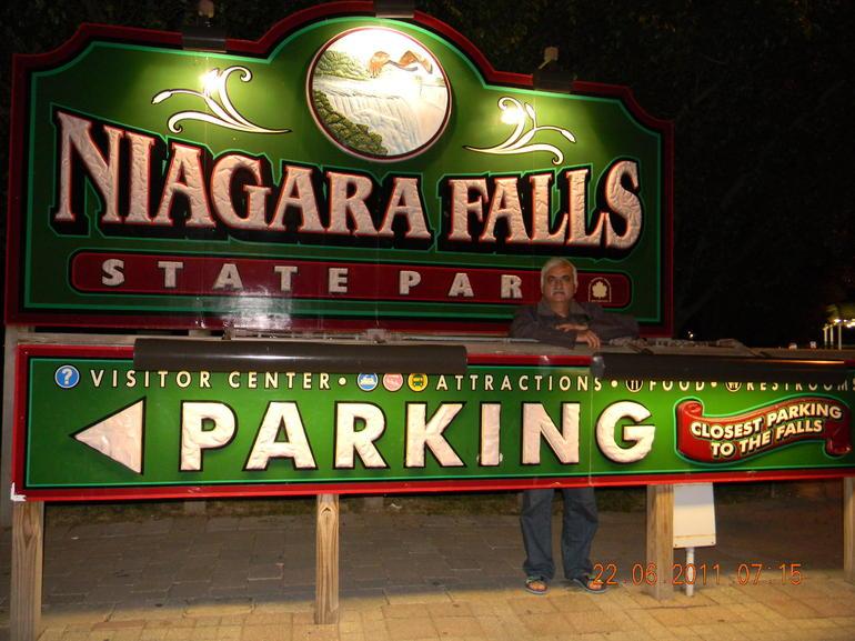 Niagara Falls State Park - Niagara Falls