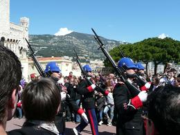 The Changing of the Guard, Graham L - May 2010