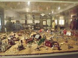 Visite de la maison Carter, le champ de bataille en miniature très impressionnant, une véritable boucherie dans ce temps là. , NICOLE D - September 2014