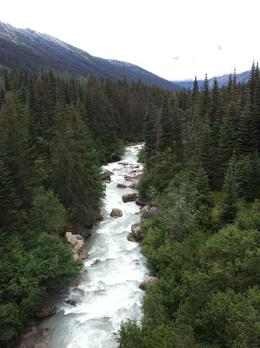 River in Alaska, isa - September 2011