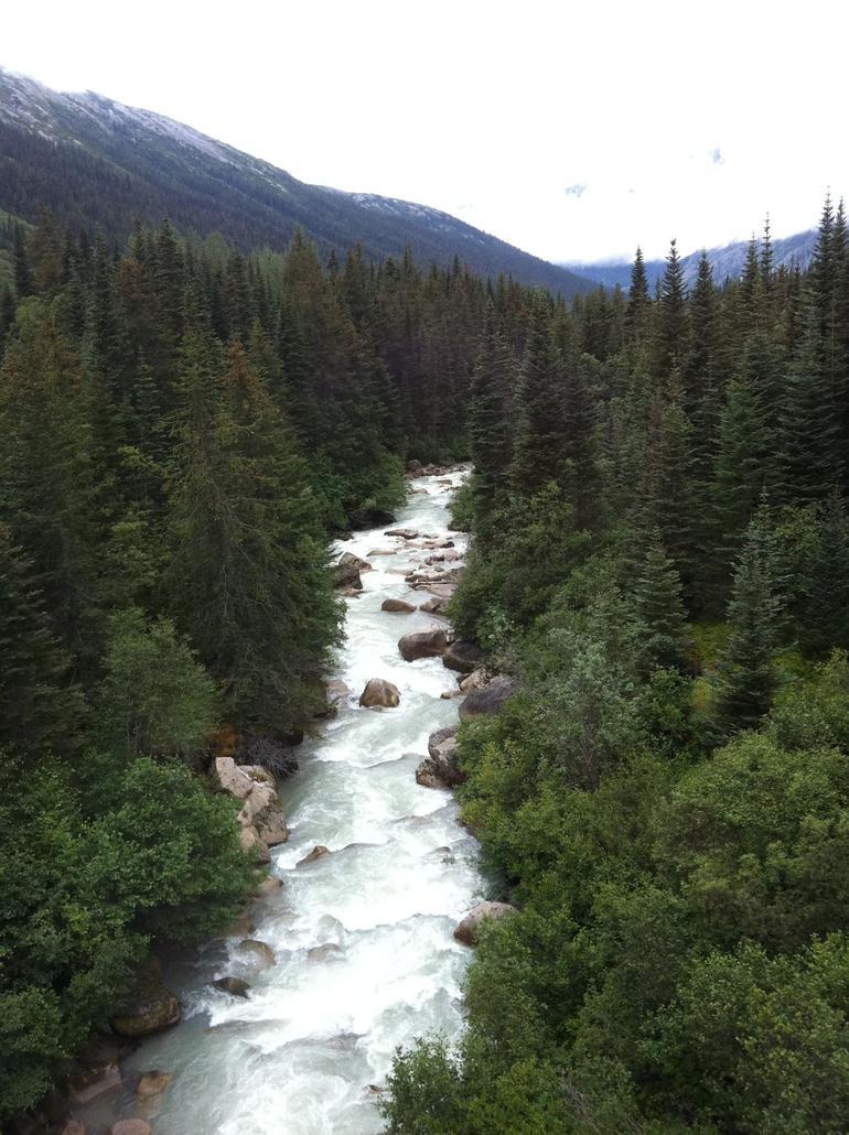 River in Alaska - Alaska