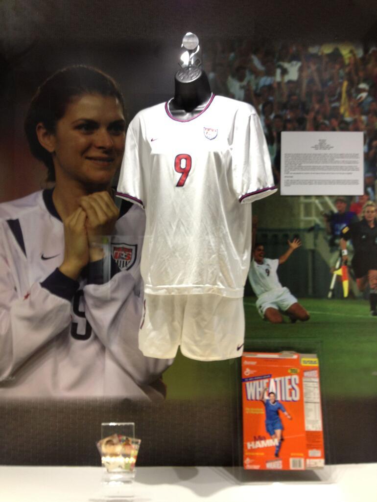 Score! - Soccer Exhibit - Las Vegas