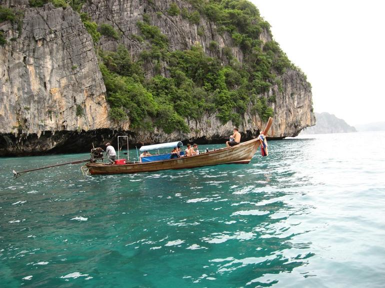 Second Snorkeling Spot (Phi Phi Island) - Phuket