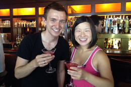 Cosmopolitans, Jules & Brock - July 2012