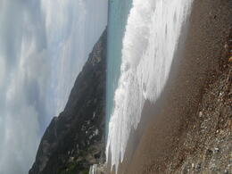 Beautiful shore in Positano, Italy , Amanda - November 2011