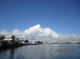 This was from the Fisherman Wharf area in Victoria. Try (FISH AND CHIPS), Ibrahim A - September 2010