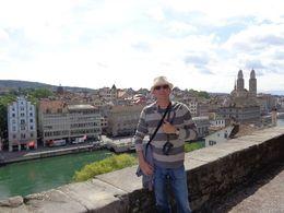 Zurich from Linderhof , REYNALDO M - September 2015
