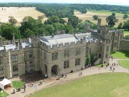 Warwick Castle , Sabeur R - July 2014