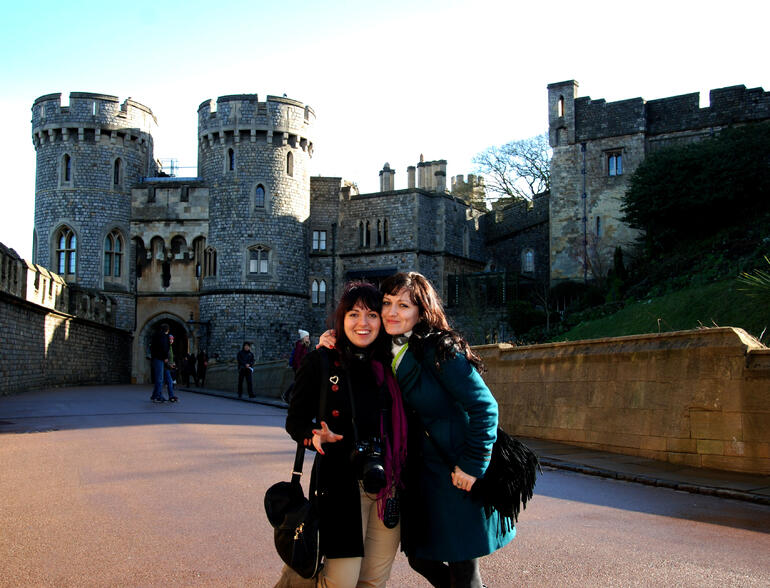 Windsor Castle, a place of fairytale - London