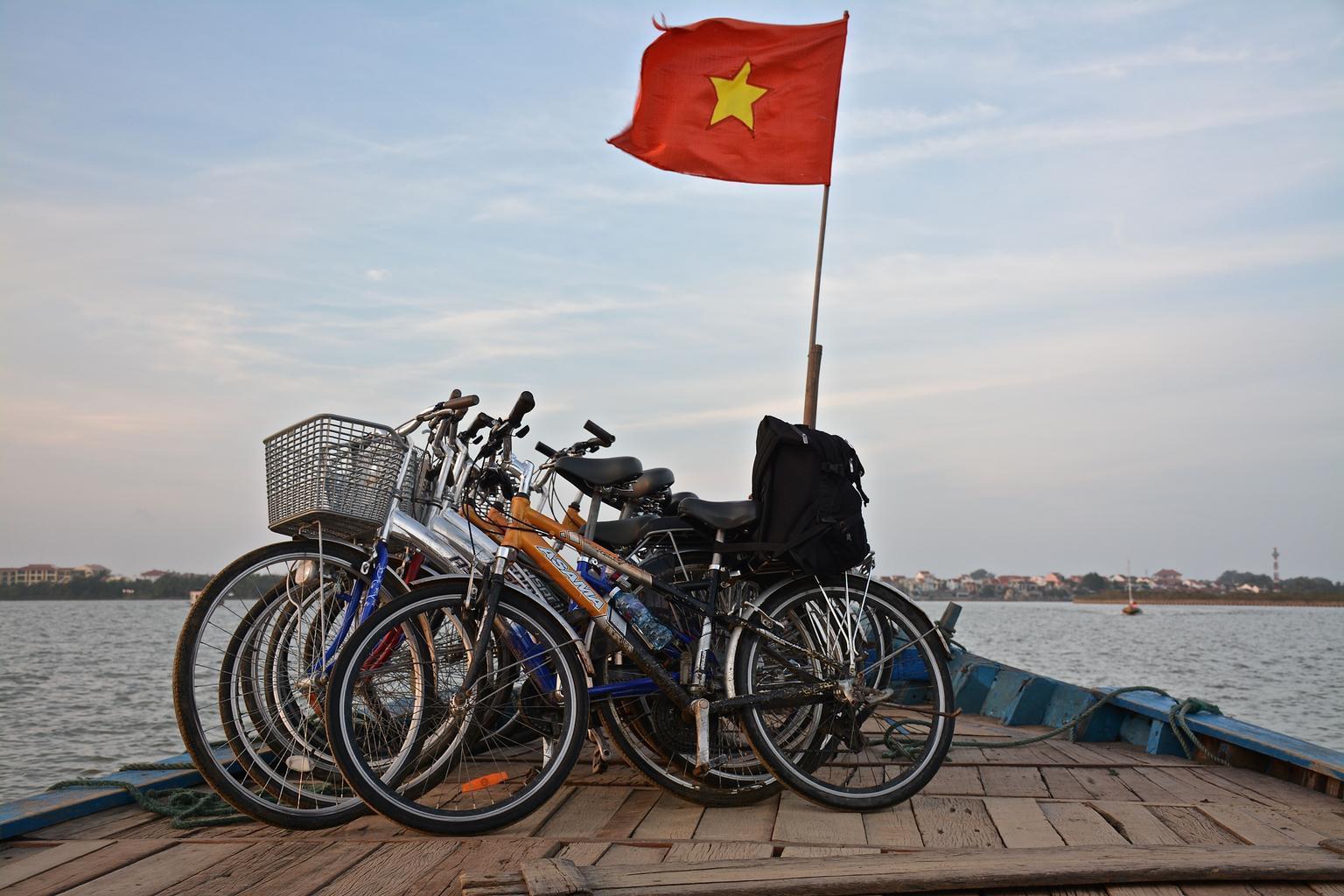 MÁS FOTOS, Recorrido en bicicleta por la tarde por la campiña desde Hoi An