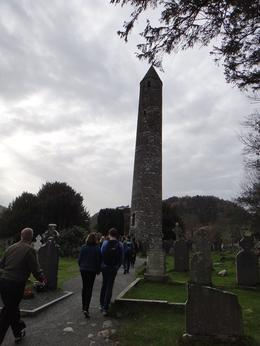 Round tower at Glendalough , Susan H - March 2017