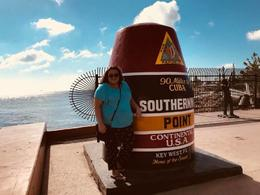 Southern Most point , Kassie D - November 2017