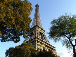 September is the time to go to Paris. The crowds are much smaller, and the weather is perfect. , Shawn R - October 2015