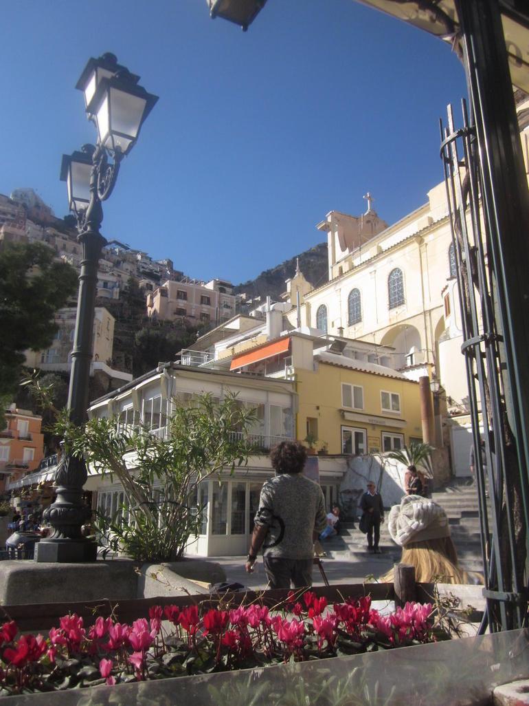 Amalfi Coast Day Tour -