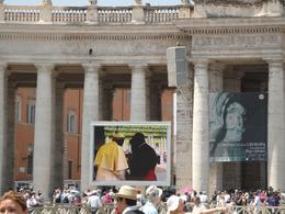 The Pope on the big screen, Joseph Q - July 2010