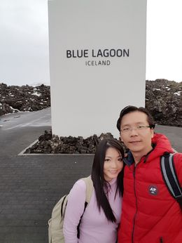 Blue Lagoon Entrance , Chan KW & SM San - April 2016
