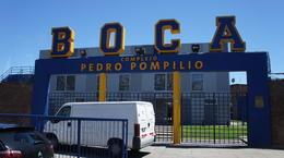 Facade of Boca Junior Stadium , GERRYVALE L - November 2014