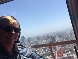 Amazing views of San Francisco, taylor - June 2014