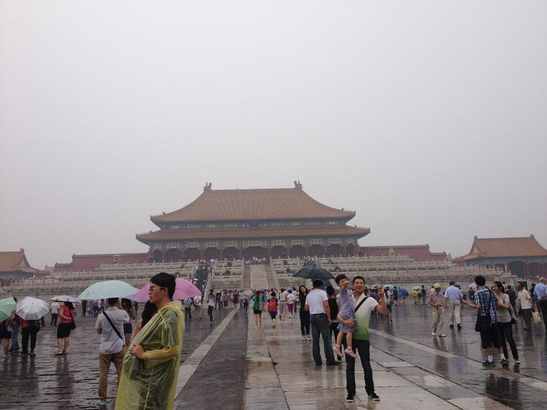 Forbidden City - Beijing