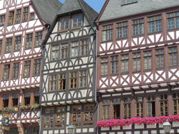 Frankfurt's and quot;old and quot; town , Kevin F - August 2013
