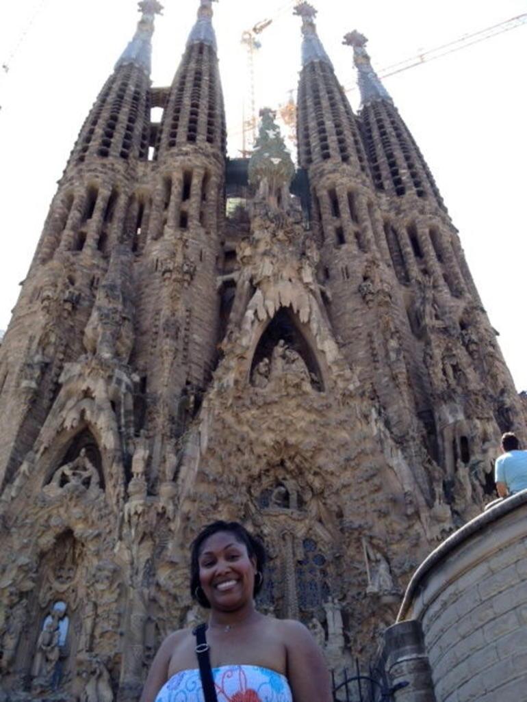 La Sangrada Familia - Barcelona