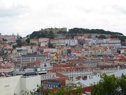 View from Miradouro de São Pedro de Alcantara , Stephen L - October 2012
