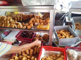 Tasty local snacks! - July 2012
