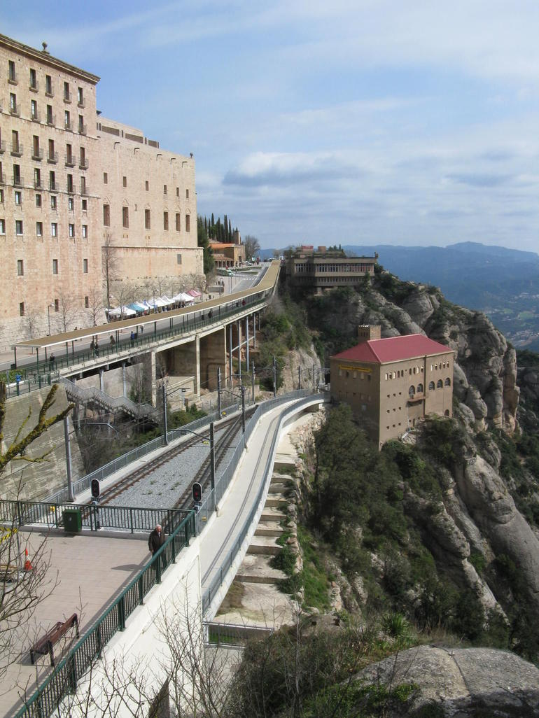Montserrat-March 2011 - Barcelona
