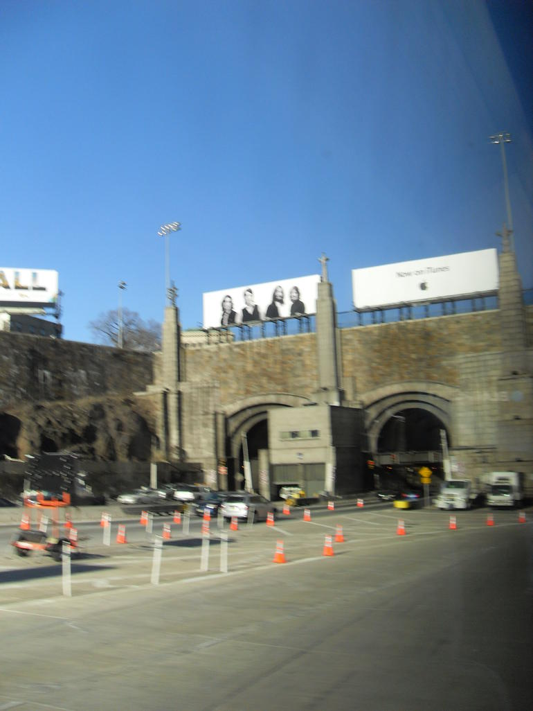 New Jersey Turnpike - New York City