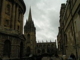 One of the many buildings in Oxford University., Jason T - April 2009