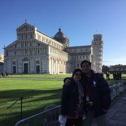 Pisa and Livorno Tour , Alexander D - February 2016