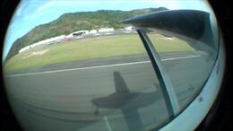 Taking off! - February 2012