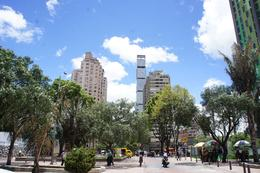 Lina explained how various parts of the city like this, which used to be dominated by criminals, have now been reclaimed and transformed into vibrant neighborhoods. , Harvie Hopkins - September 2016