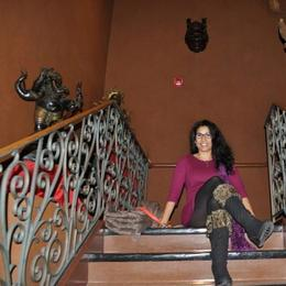 Ripley's stairs , Fatima C - April 2014