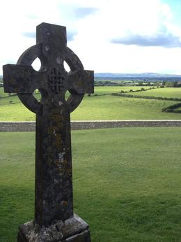 View from the Rock of Cashel , Samuel B - September 2013