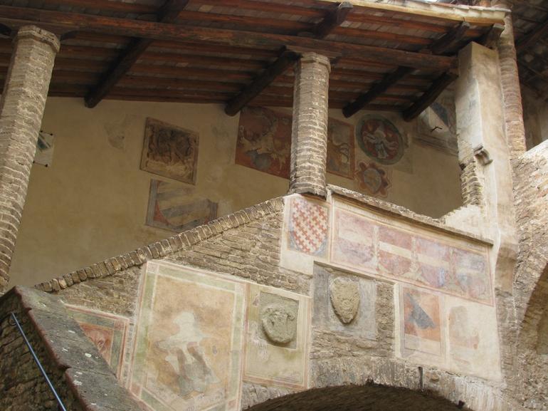 San Gimignano 2010 - Florence