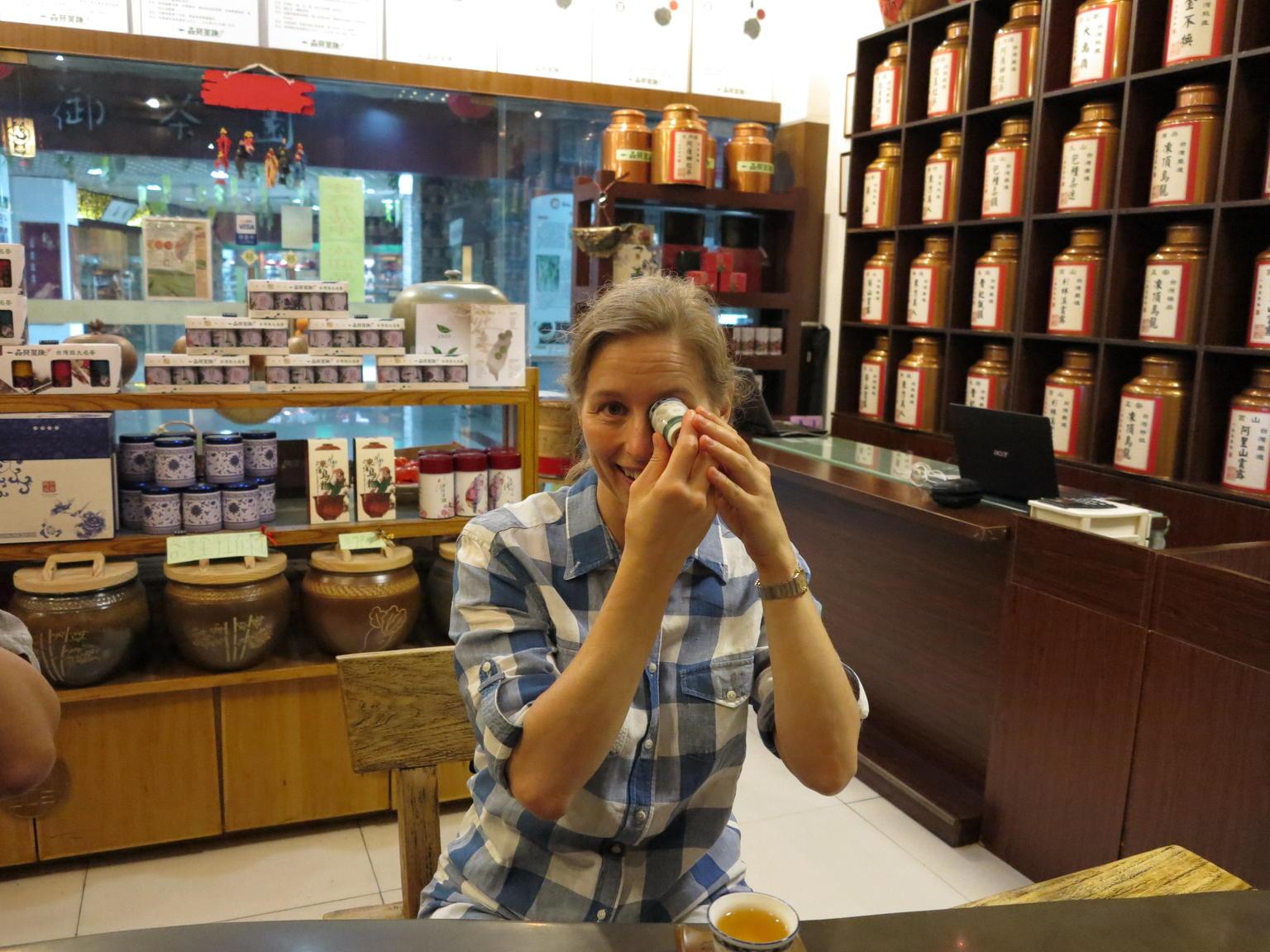 MÁS FOTOS, Experience Shanghai: Private Tea Ceremony Tour
