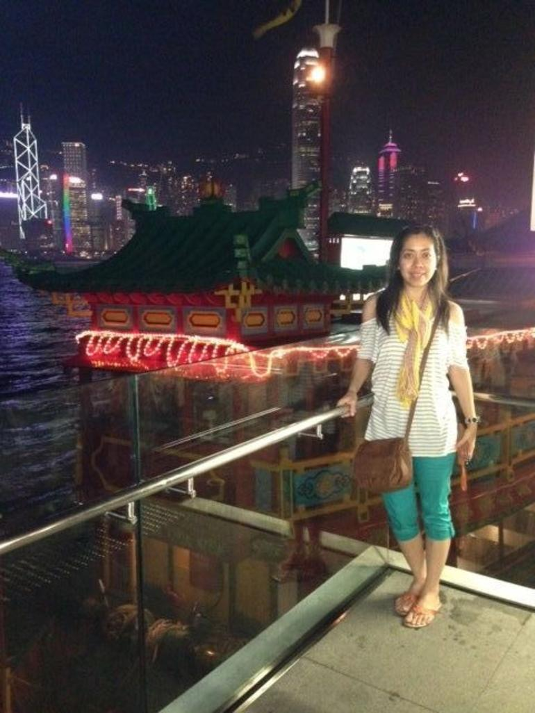 Victoria Harbour Cruise - Hong Kong