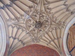 The ceilings are magnificent. , Rodney W - December 2015