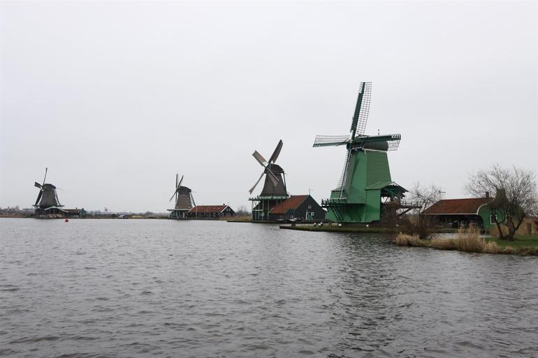 windmill lake - Amsterdam