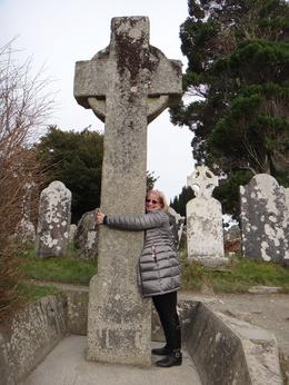 Making my wish come true at Glendalough , Susan H - March 2017