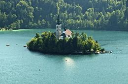 Lake Bled. , Paul W - August 2017